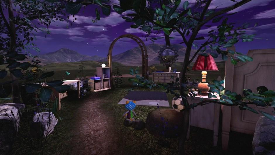 Mementorium VR screenshot at FIVARS