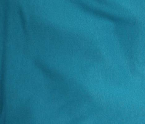 Teal Organic Cotton Spandex Knit