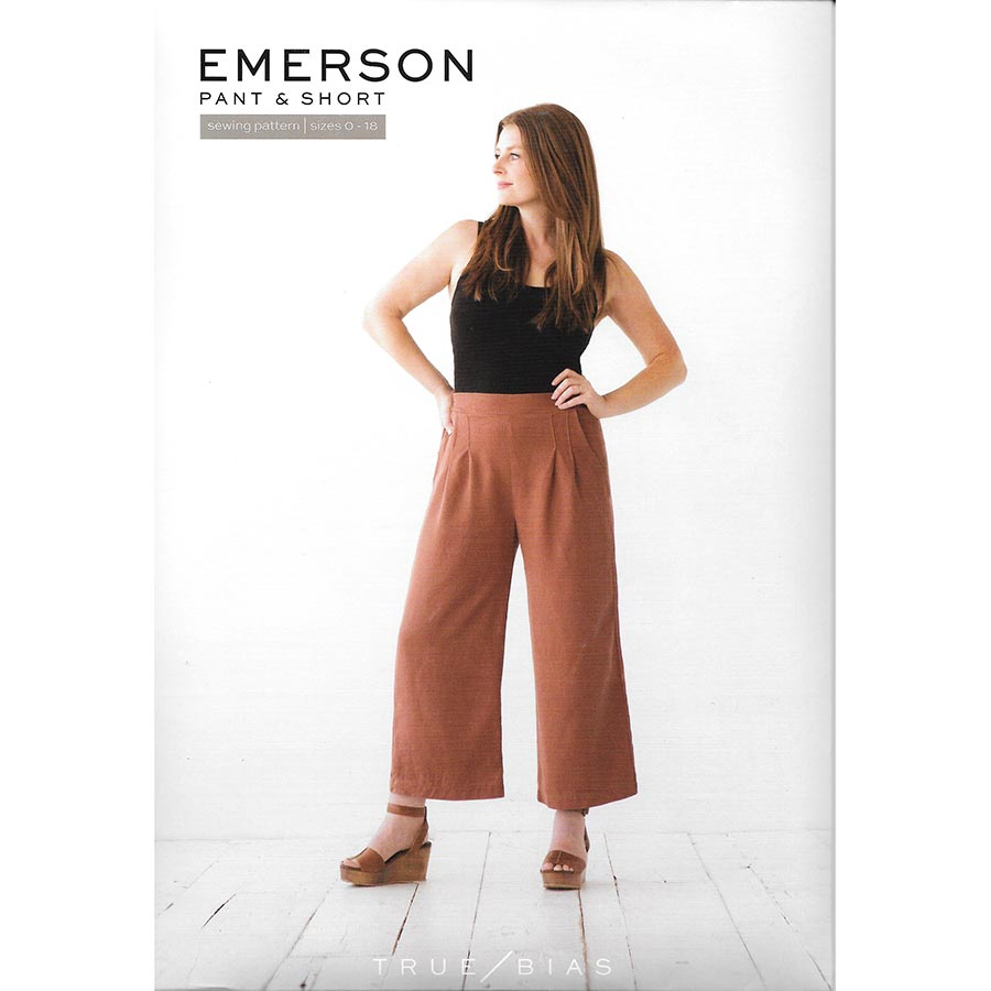 True Bias <br>Emerson Pant & Short