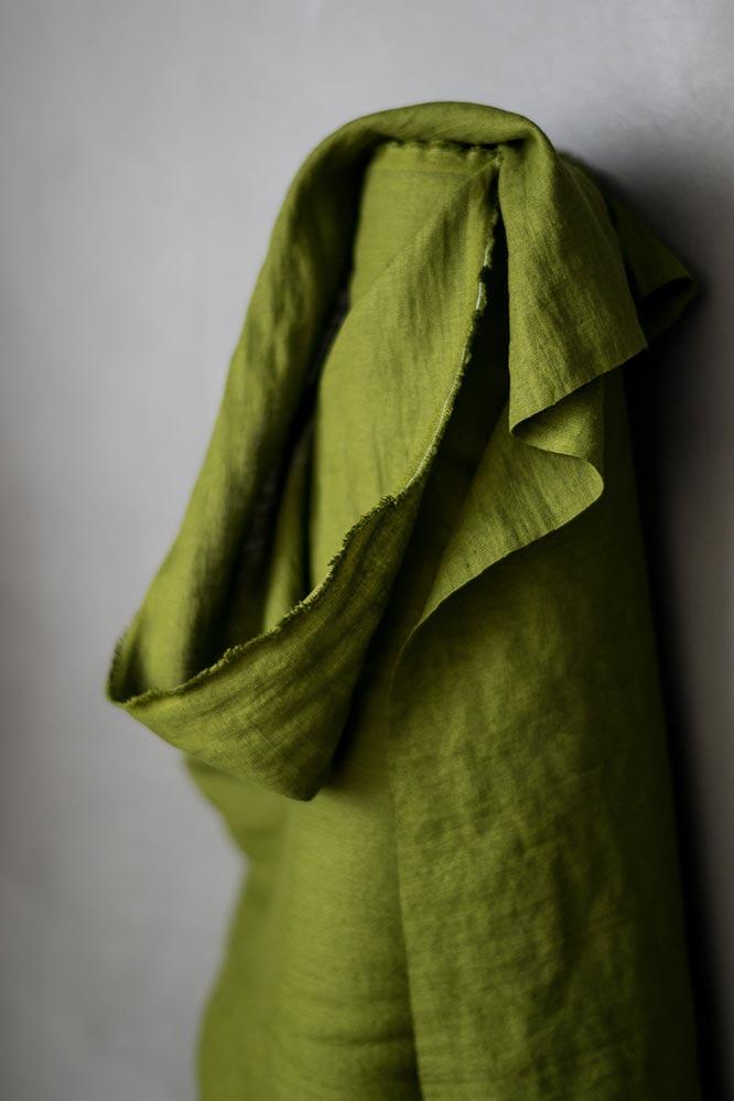 Merchant and Mills <br>Bowling Green 185gsm Linen