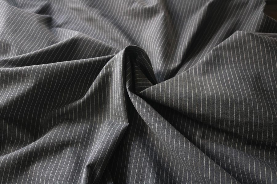 Katia Viyella Organic Stripes Grey