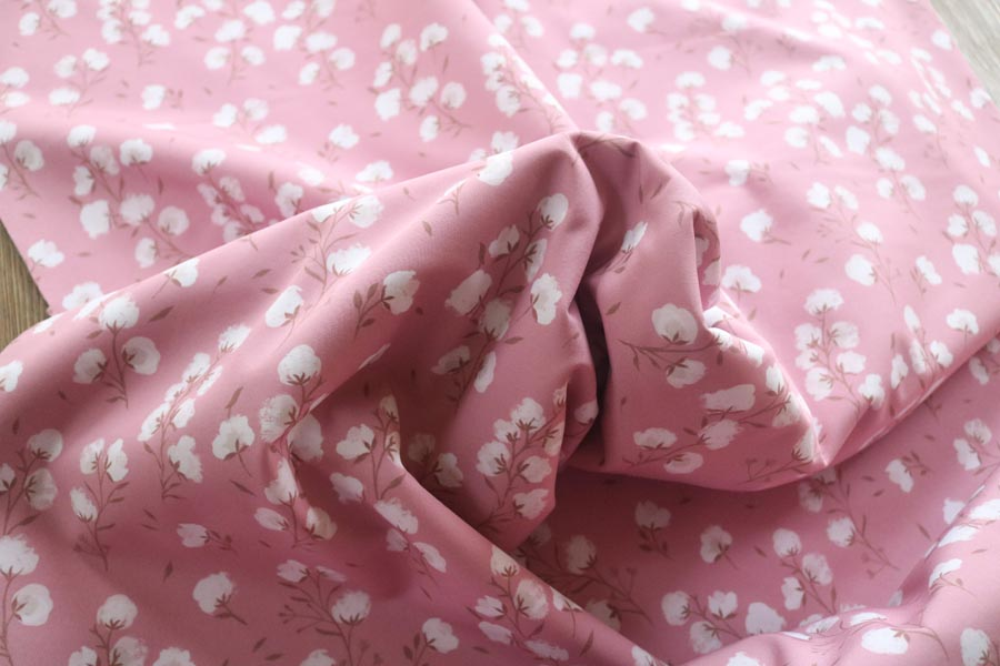 Katia Soft Shell Cotton Flower