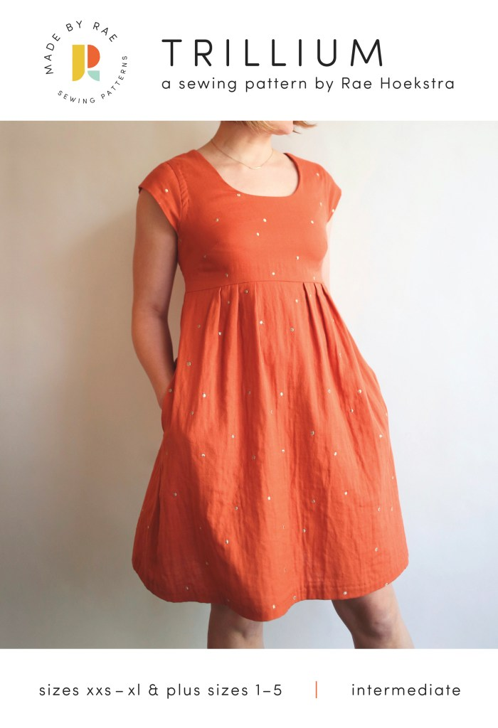 Made by Rae Trillium Dress and Top