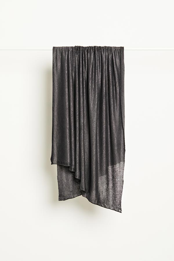 Mind the Maker Fine Linen Knit -- Calm Grey