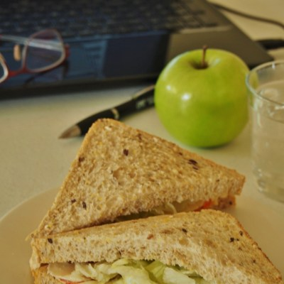 Make your lunch work: Fresh ideas for the work lunchbox