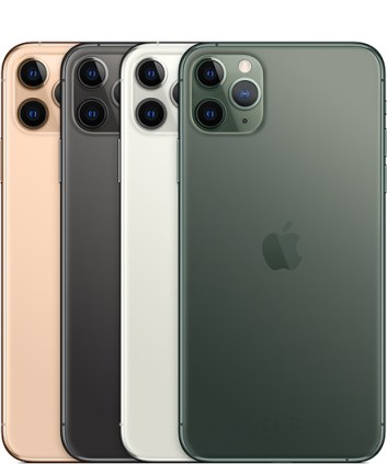 iphone 11 pro max select 2019