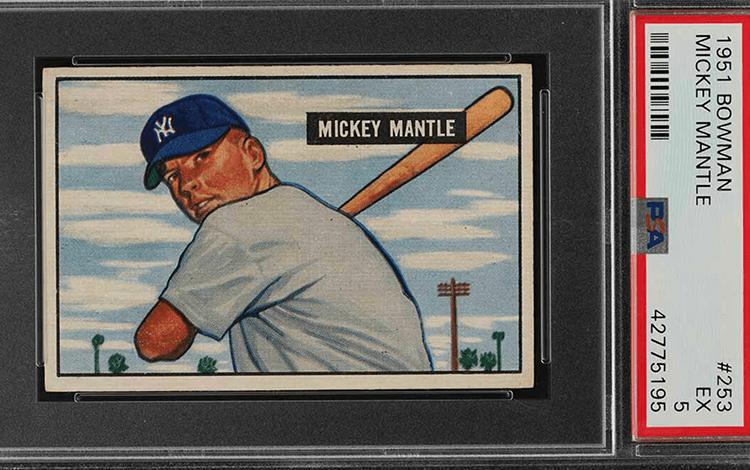 Vintage Baseball Cards Archives Fivecardguys