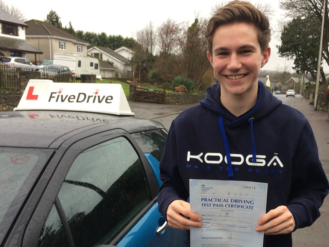 Driving Lessons with FiveDrive