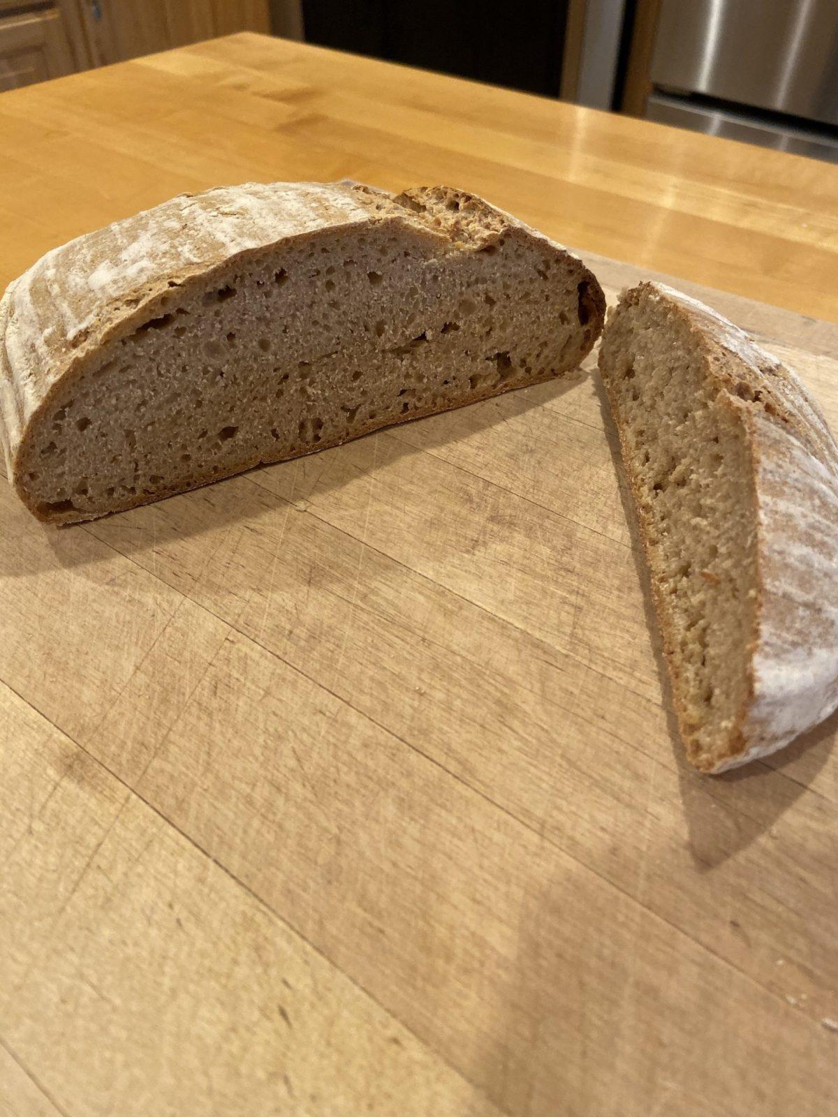 Making Sourdough Bread, Part 2