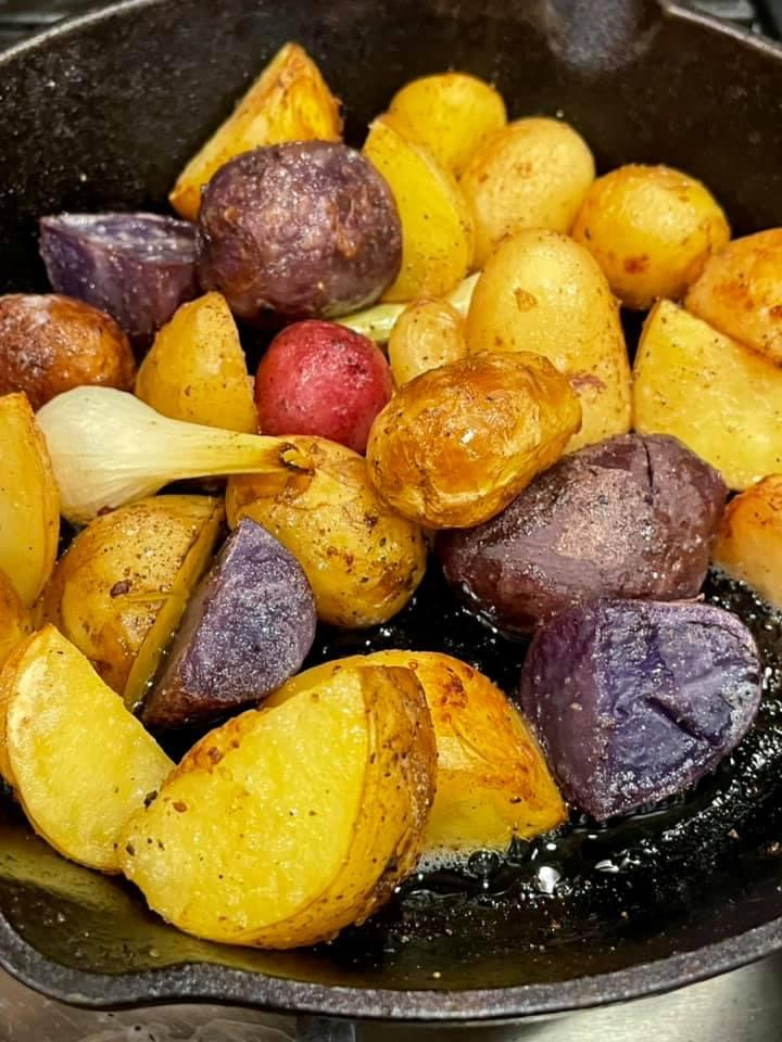 Hooray for Gourmet Potatoes!