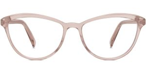 FiveFootFeminine in Warby Parker Glasses
