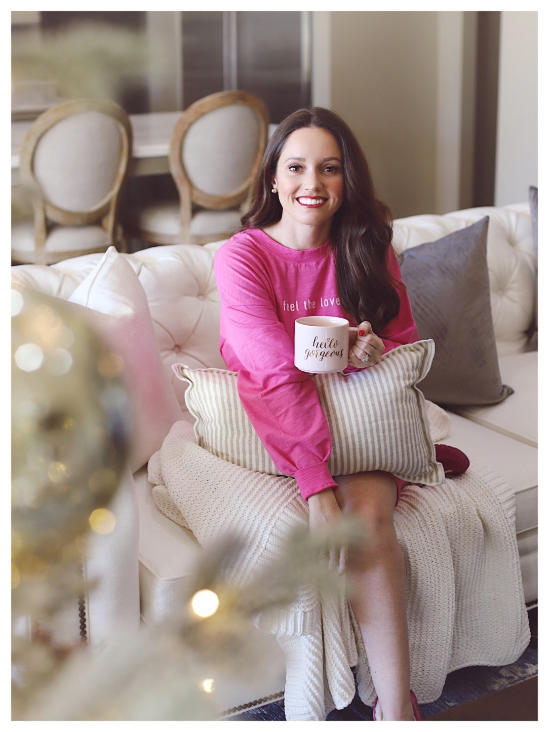 Petite Fashion Blogger Five Foot Feminine Pink Gift Guide