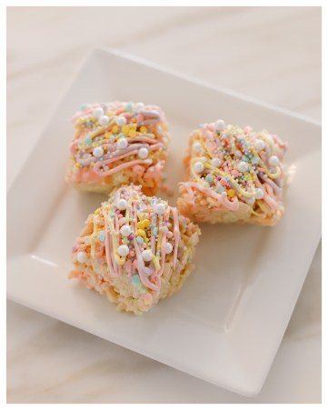 Easter Rice Krispie Treats by FiveFootFeminine