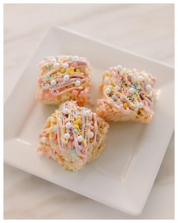 Easter Rice Krispie Treats by FiveFootFeminine