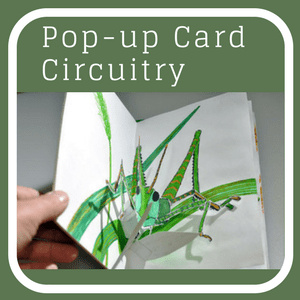 Pop-up Card Circuitry
