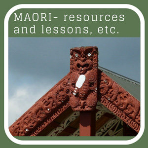 MAORI - Resources and lessons
