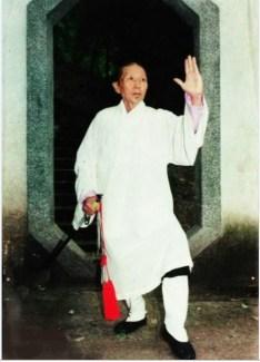 Grand Maître de Kung Fu de Wudang de la lignée Chun Yang.