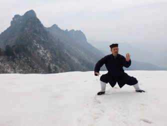 Wudang Tai Chi at Heavenly Horse Peak