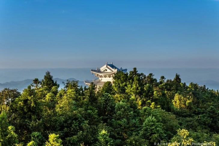 zhen wu temple