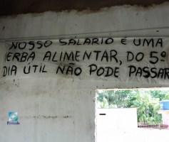 DIRETORIA DO SINDICATO CONVIDA PREFEITO DE ÓBIDOS A ESCLARECER OS MOTIVOS DO ATRASO NO PAGAMENTO DE SALÁRIOS