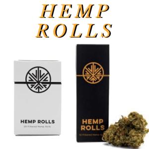 Hemp Rolls/ Pre-Rolls