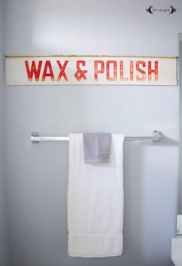 Vintage Star Wars Boy Bathroom. | Five Marigolds