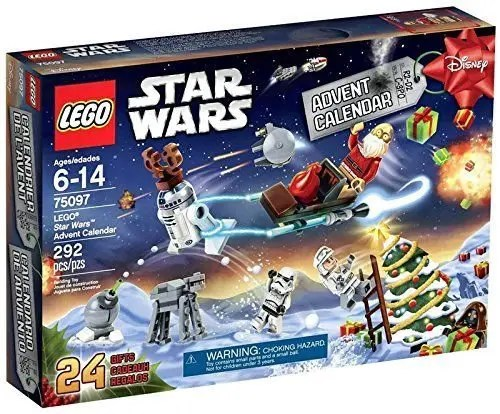 Loving Lately: Lego Star Wars 2015 Advent Calendar