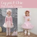 Copycat Chic: DIY Pink Poodle Costume Pottery Barn Halloween Costume | Five Marigolds