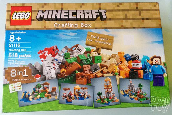 Ultimate Minecraft Christmas Gift Guide