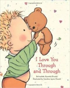 I love you Through and Through Free Printable Artwork | Five Marigolds