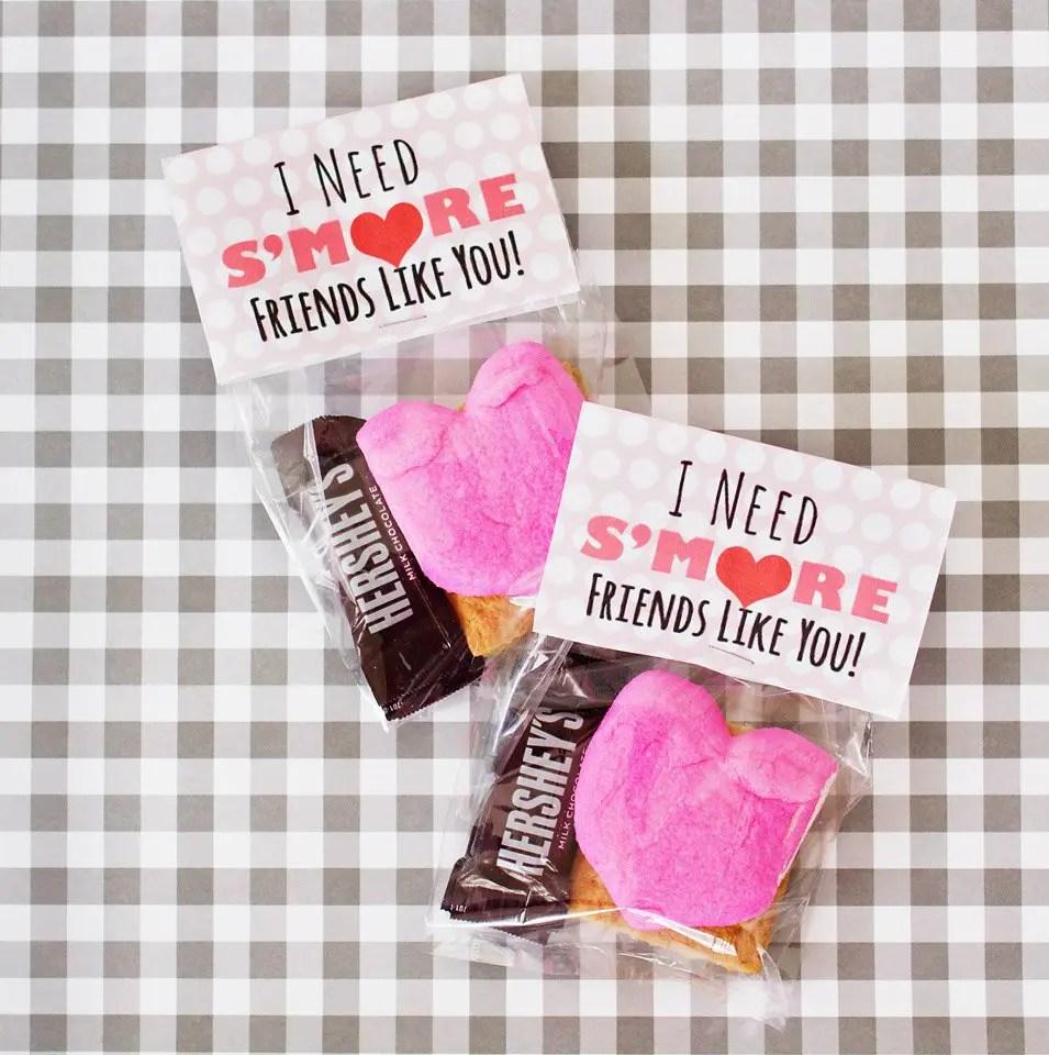 I Need Su0027More Friends Like You Valentineu0027s Day Printable |  Www.fivemarigolds.
