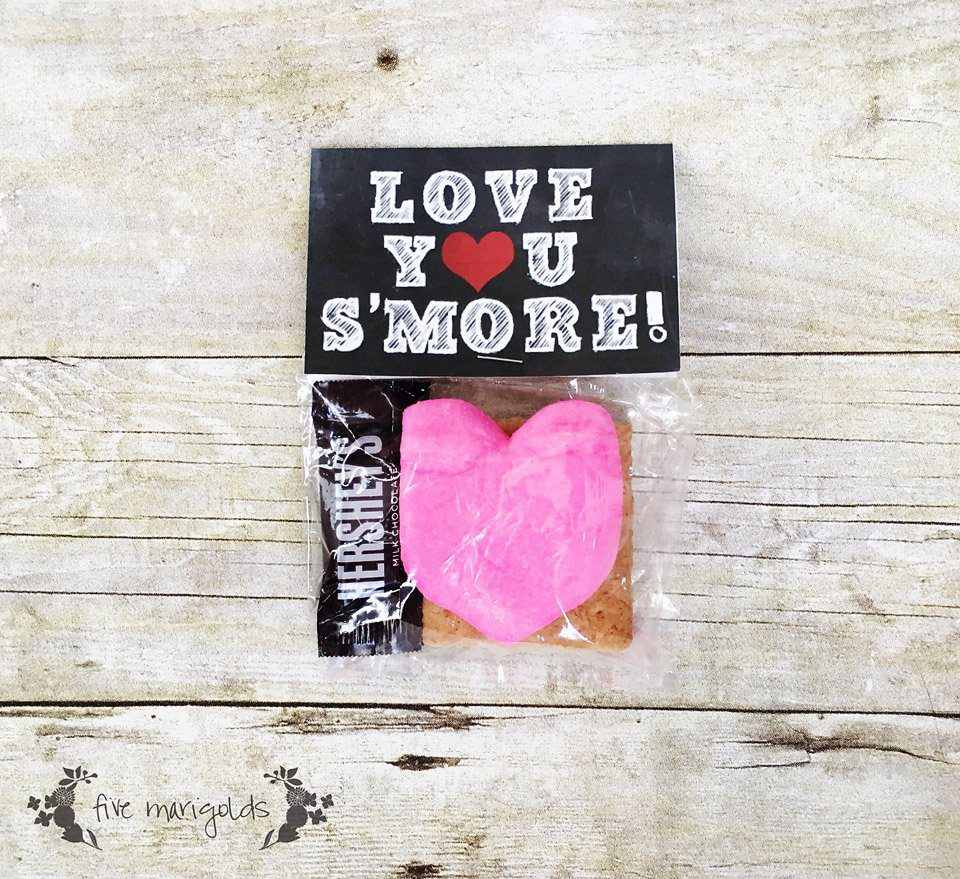 Love You Su0027More Valentineu0027s Day Printable Tags | Www.fivemarigolds.com