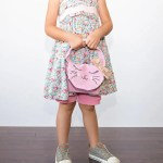 Kitty Purse Refashion from Baby Clothes