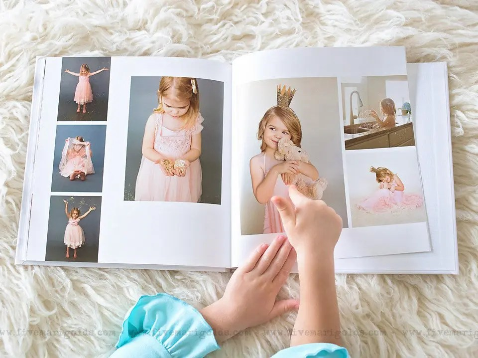 Lazy Gal's Guide to Year In Review Digital Photo Books