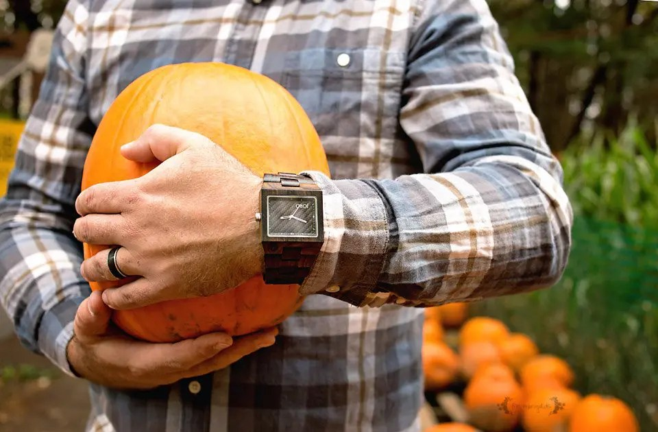 The Gift of Time + Jord watch giveaway | Five Marigolds  #JordWatch #ad