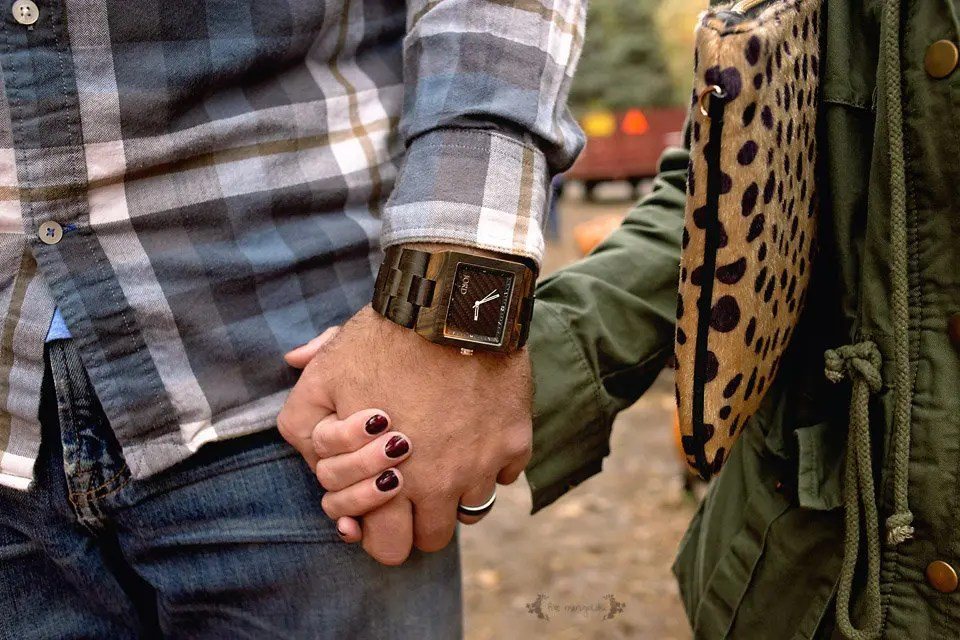 The Gift of Time + Jord watch giveaway #JordWatch #giveaway #ad