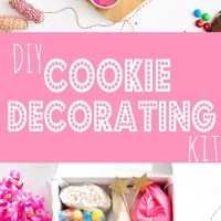 DIY Cookie Decorating Kit
