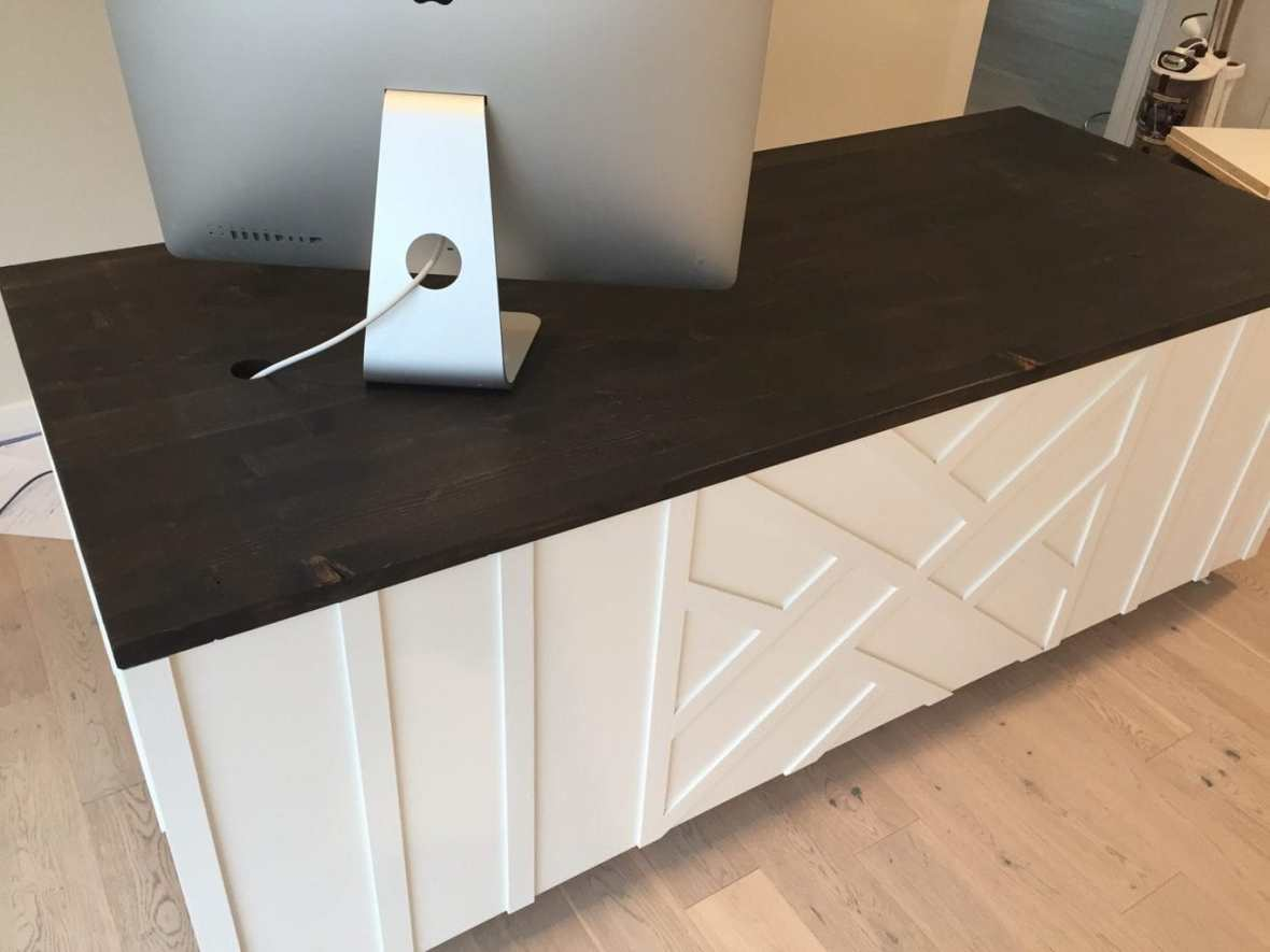 DIY Desk: Fixer Upper Reveal