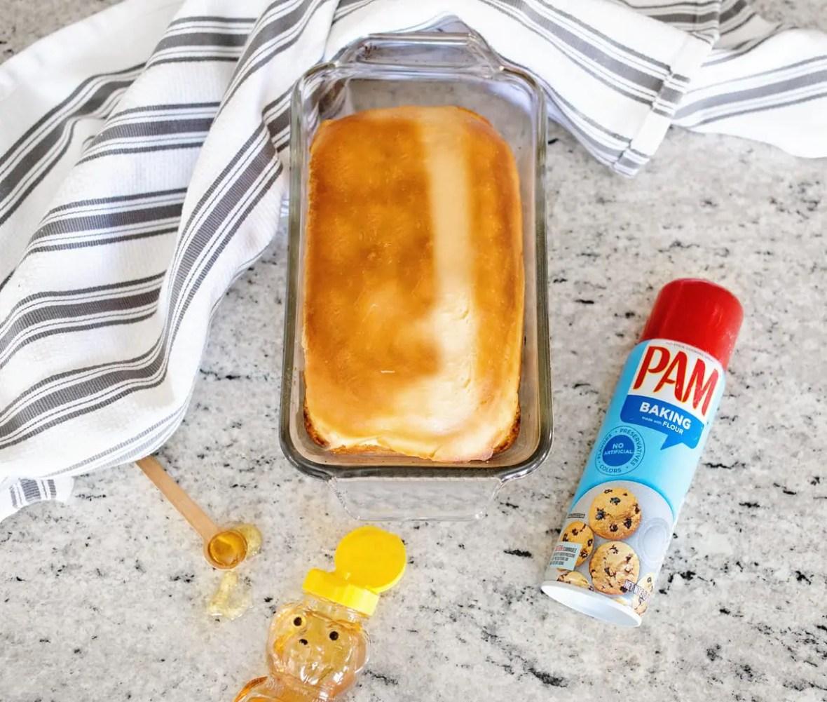Kid Friendly Honey Bread Recipe