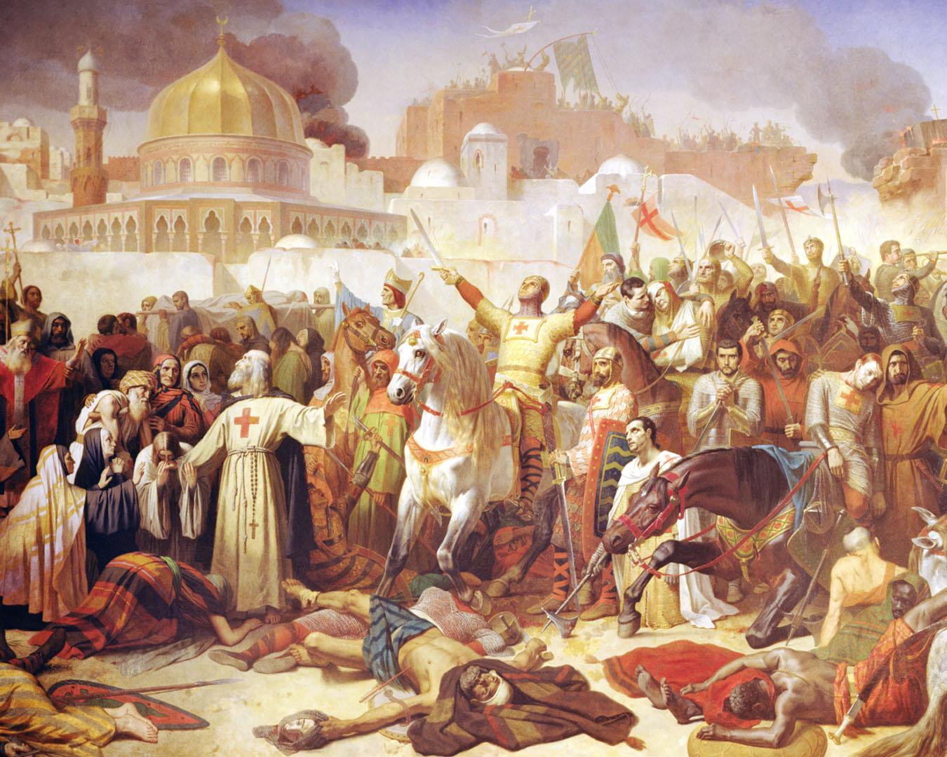 Fall of Jerusalem 1099