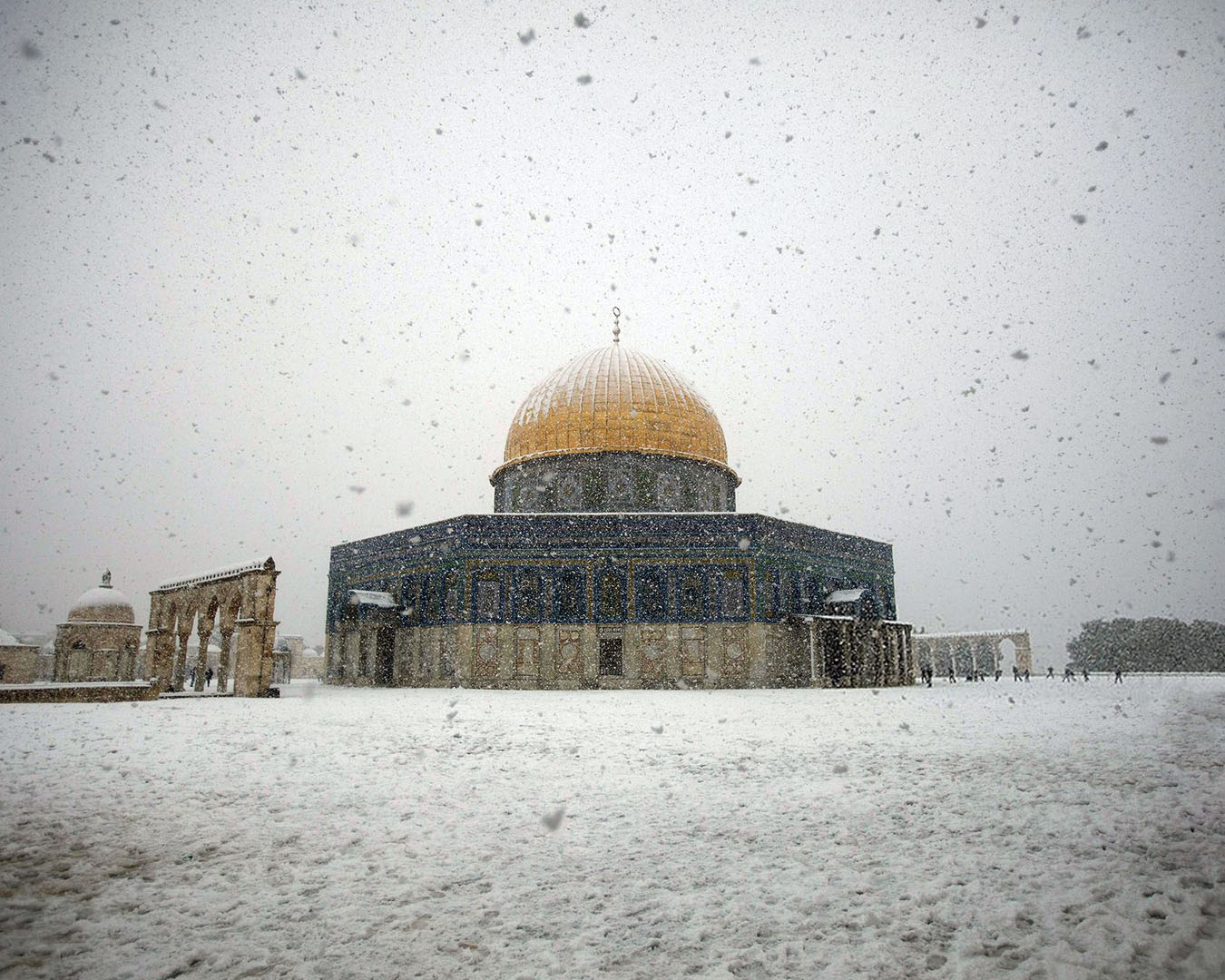 jerusalem topics