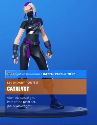 Catalyst style 1