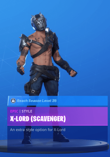 X-Lord Radier