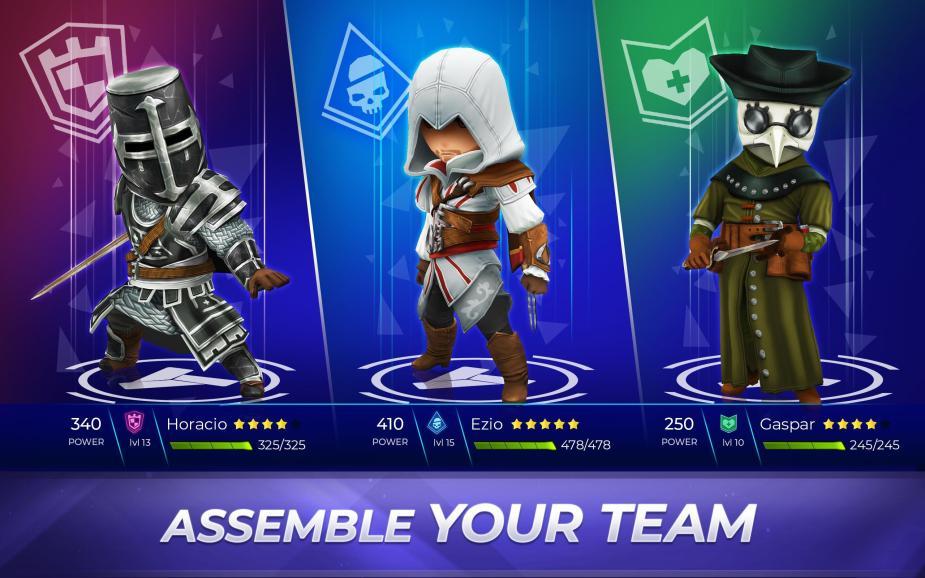 AC team