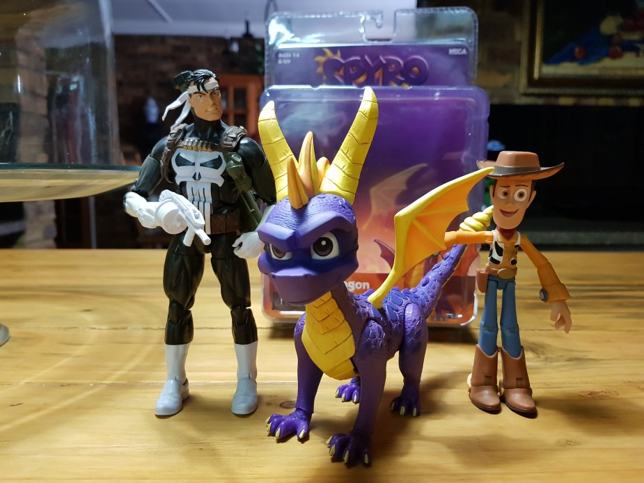 Spyro Scale