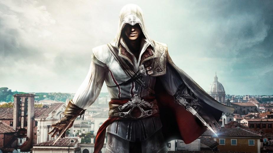 Ezio cover