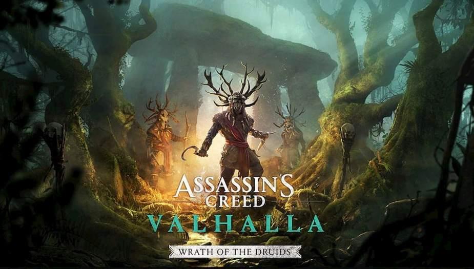 Warth of Druids AC Valhalla