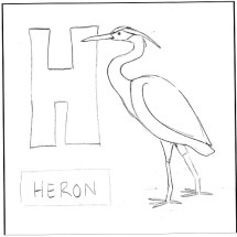 h-is-for-heron-flip