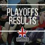 Playoffs Results
