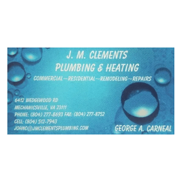 J.M. Clements Plumbing and Heating